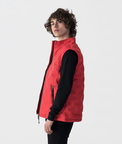 SUPERSONIC VEST VEST, RED