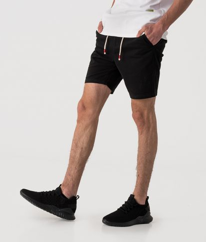 DEXTER SHORTS, BLACK