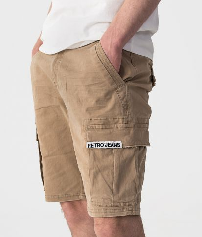 HUNTER SHORTS, BEIGE