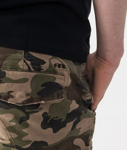 HUNTER SHORTS, CAMOUFLAGE