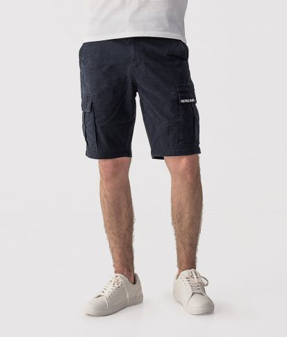 HUNTER SHORTS, DARK BLUE