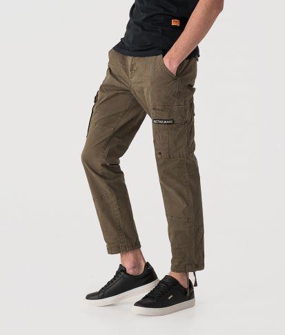 HUNTER PANTS PANTS, KHAKI