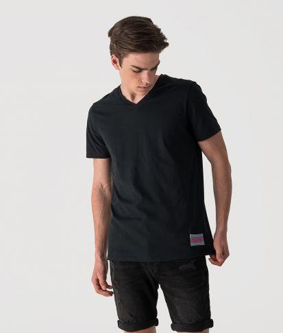ODYSSEY TEE T-SHIRT, BLACK