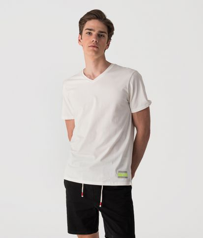 ODYSSEY TEE T-SHIRT, WHITE