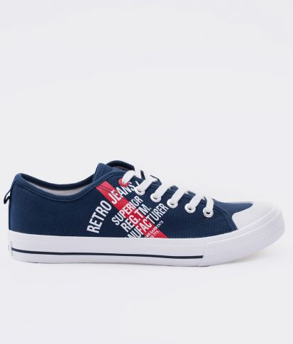 CLAXTON 21 SNEAKERS, NAVY