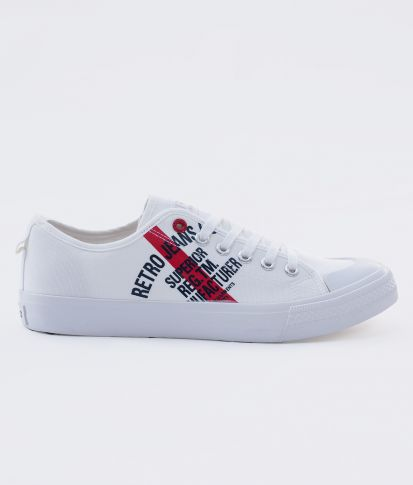 CLAXTON 21 SNEAKERS, OFFWHITE