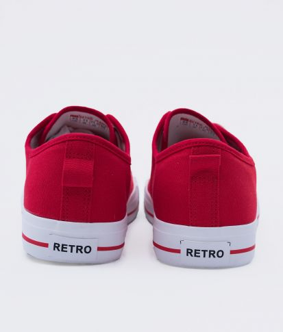 CLAXTON 21 SNEAKERS, RED