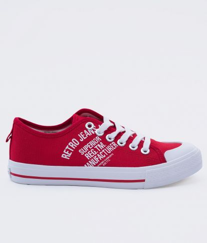LIVIA 21 SNEAKERS, RED