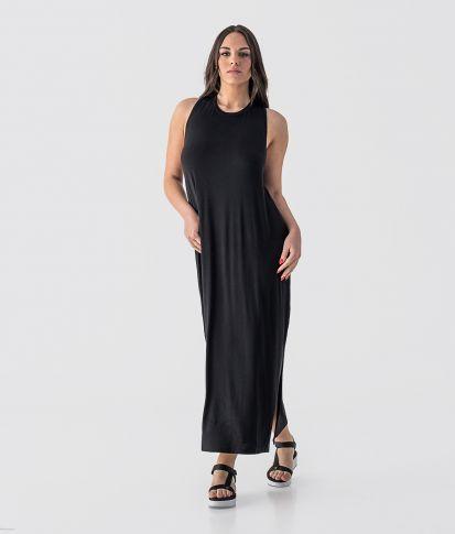 MABEL DRESS, BLACK