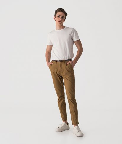 CARLOS PANTS, BROWN