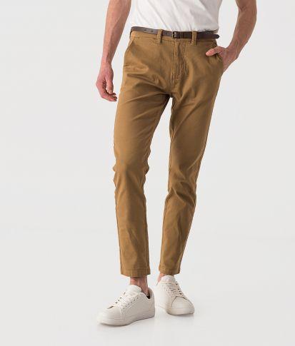 CARLOS PANTS, BROWN