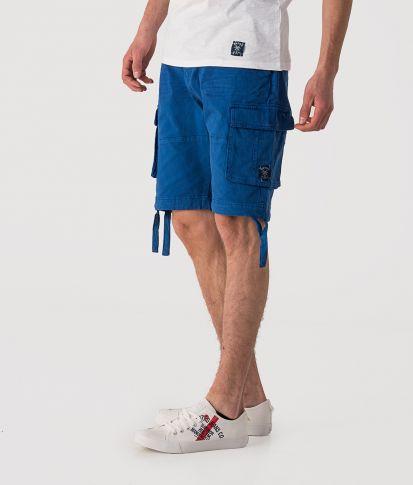 KINTARO SHORTS, DARK BLUE