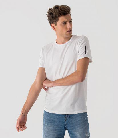 RIDER T-SHIRT, WHITE