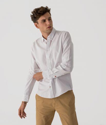 SONIC SHIRT SHIRT, WHITE