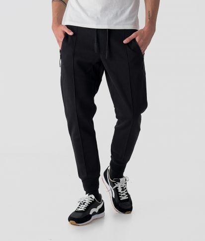 ASHER PANTS, BLACK