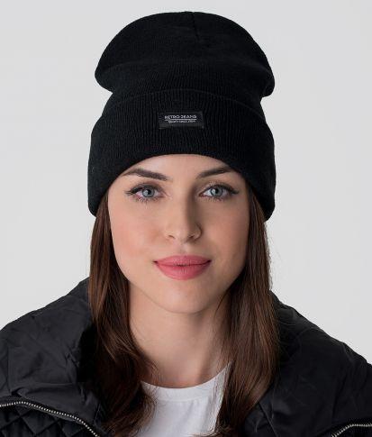 ALEXIS HAT, BLACK