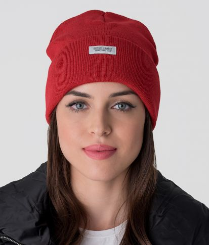 ALEXIS HAT, RED