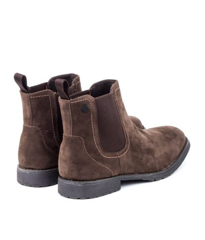 REMCO BOOTS, CHOCOLATE