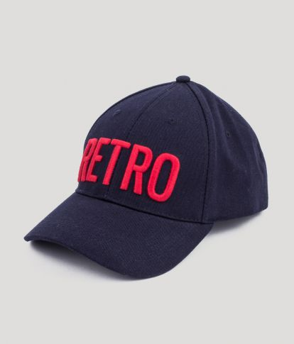 ARNOLD CAP, NAVY