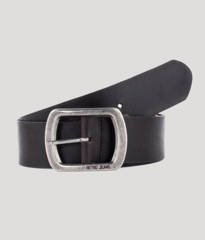 DARRYL BELT, DARK BROWN