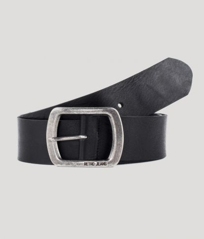 DARRYL BELT, BLACK