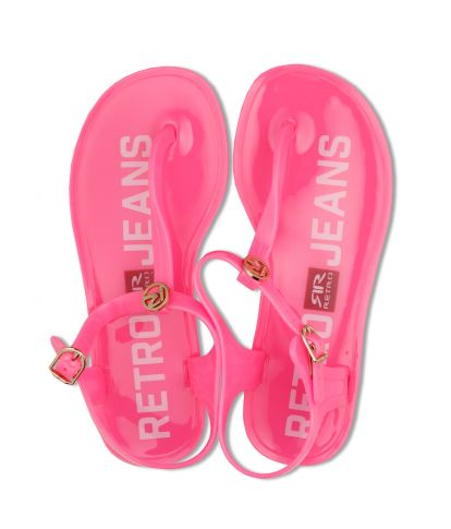 SHINNY 17 FLIP-FLOP, LIGHT PINK