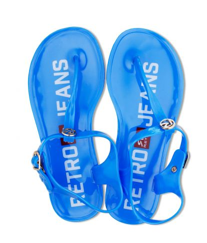 SHINNY 17 FLIP-FLOP, ELECTRIC BLUE