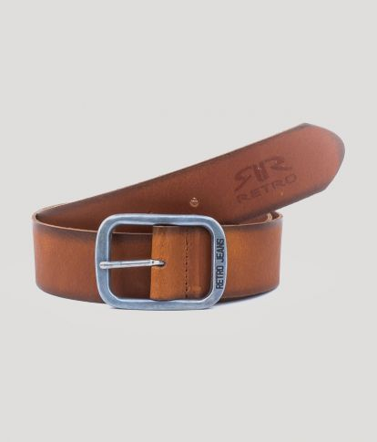BIRDE BELT, CHESTNUT