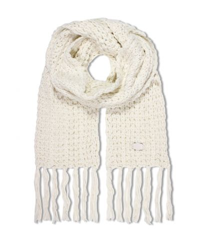 CATELINE SCARF, OFF WHITE