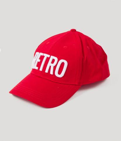ARNOLD CAP, RED