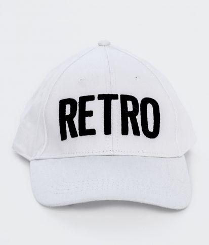 ARNOLD CAP, WHITE