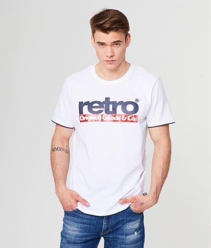 OTTO T-SHIRT, WHITE