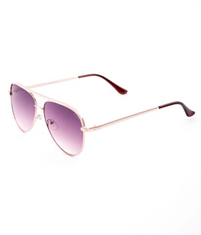 PILOT SUNGLASSES, PURPLE