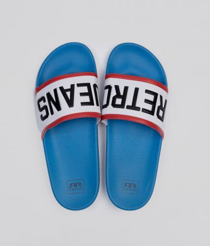 WERC FLIP FLOP, ROYAL BLUE