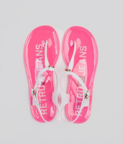 SHINNY COLOR 19 FLIP-FLOP, PINK
