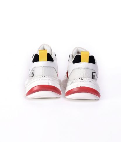 BSX SNEAKERS, OFF WHITE