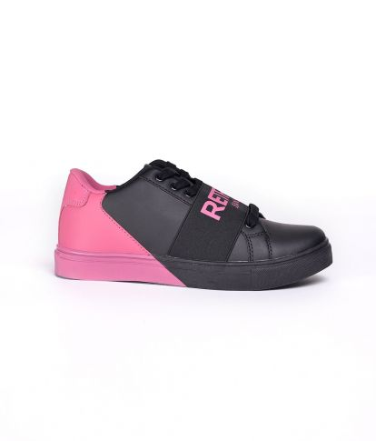 CALVINA SNEAKERS, BLACK