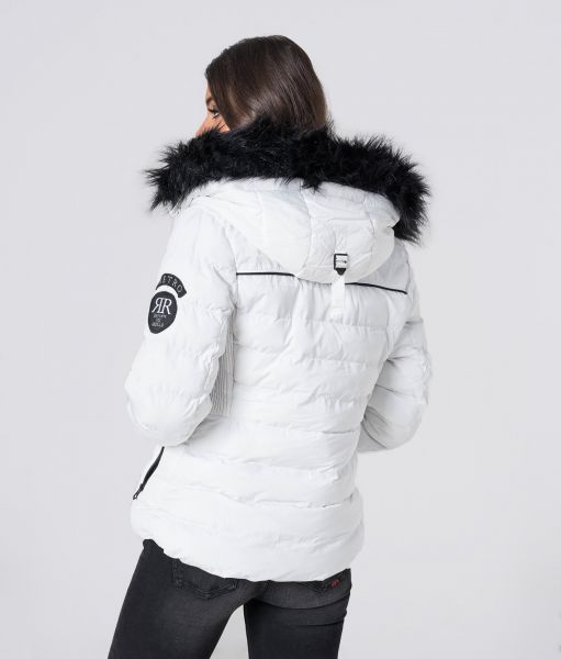 NOEMIE JACKET, WHITE