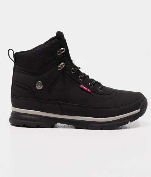 ETHAN BOOTS, BLACK