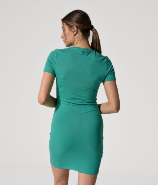 KAVYA B DRESS, GREEN