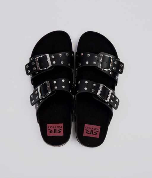CHERISH SANDAL, BLACK