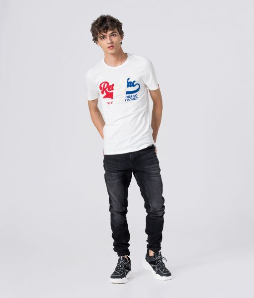 AUGUST T-SHIRT, OFFWHITE