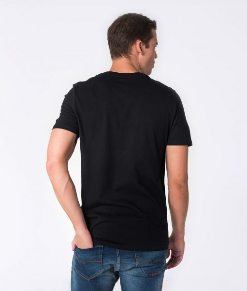 ERMIN T-SHIRT, BLACK
