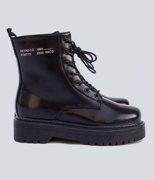 NAI BOOTS, BLACK