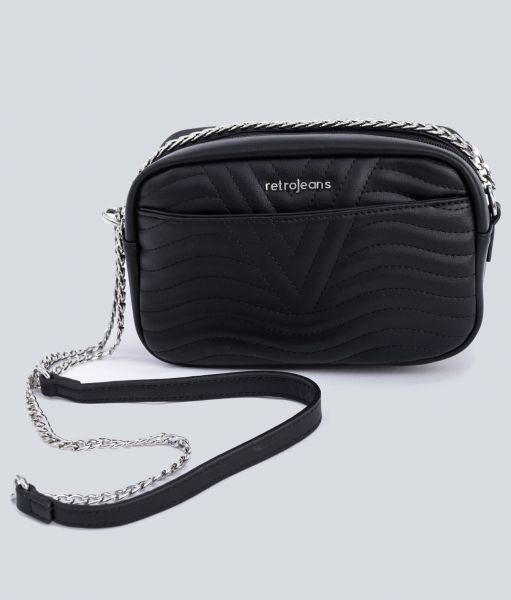 DORENE BAG, BLACK