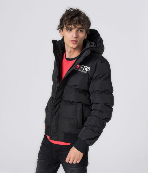 CRAFT 20 JACKET, BLACK