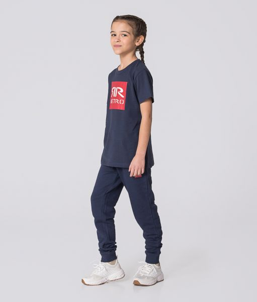 KID T-SHIRT, BLUE
