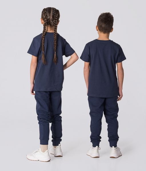 KID JOGGERS, BLUE