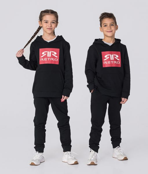 KID JOGGERS, BLACK