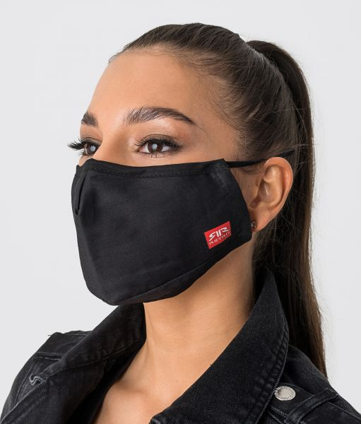WAYNE MASK, BLACK